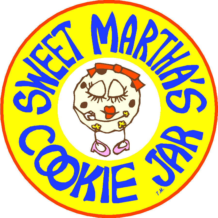 Sweet Martha's Cookie Jar