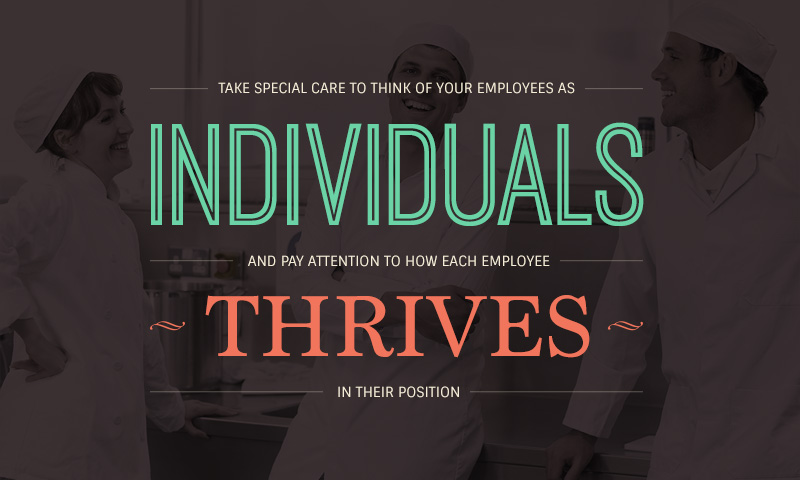Employees are individuals