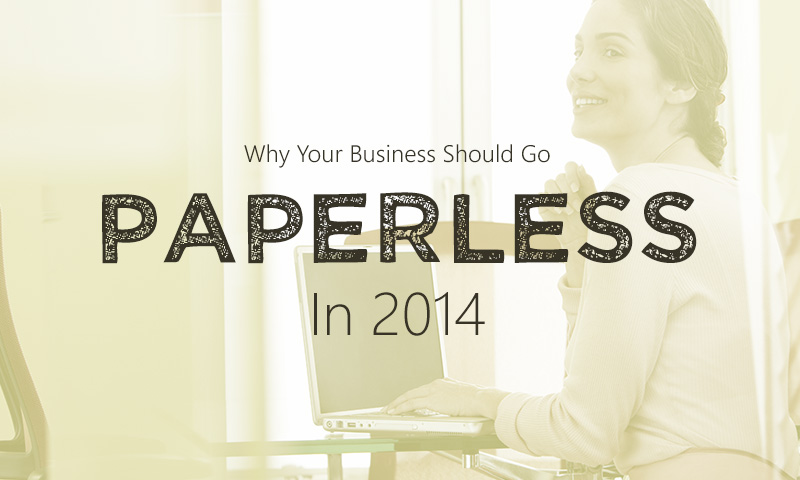 Why Your Business Should Go Paperless in 2014 when I work employee scheduling software