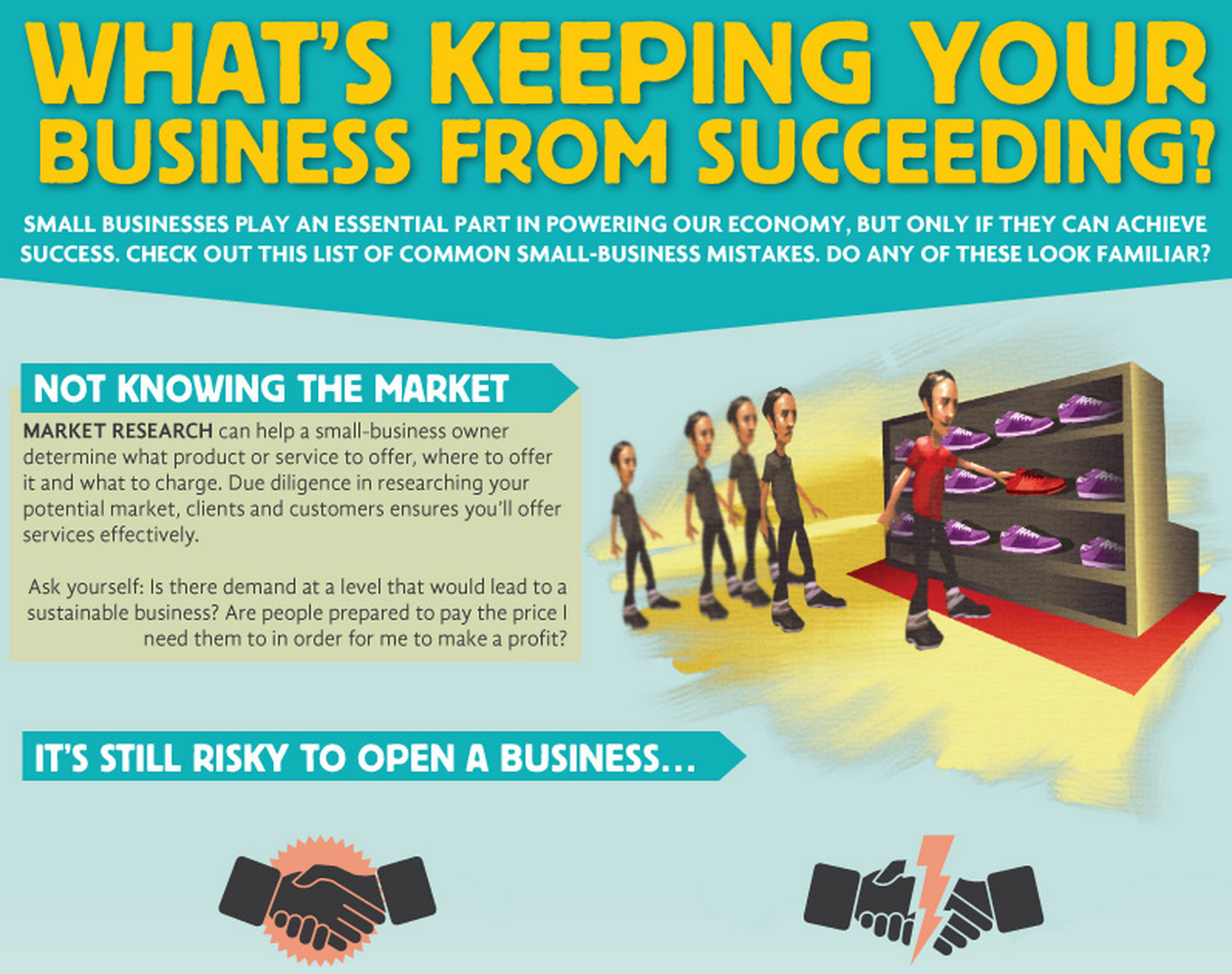 Whats Keeping Your Business From Succeeding