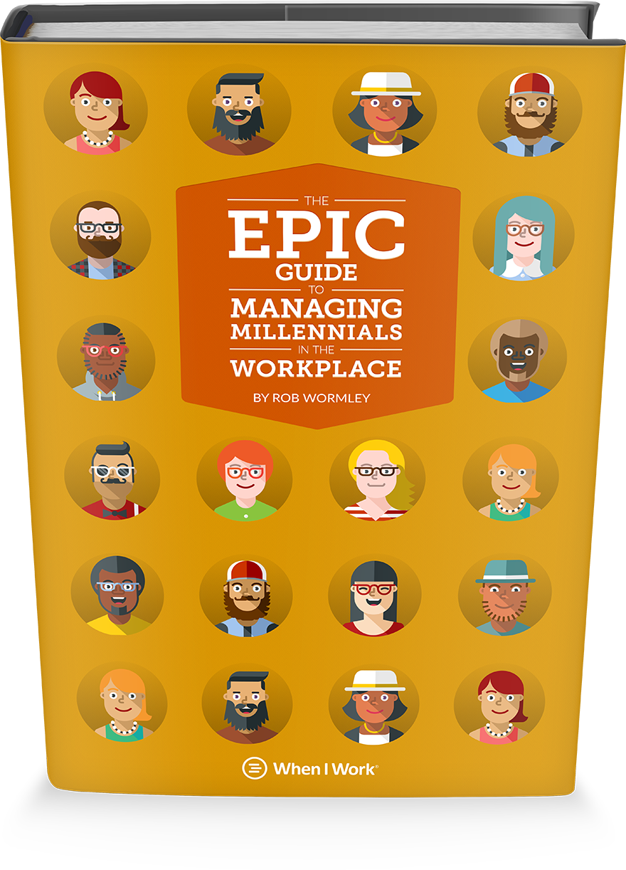 Managing Millennials Book Cover