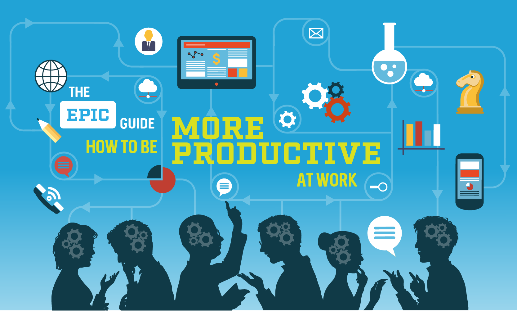 Image result for How to be more productive at work?