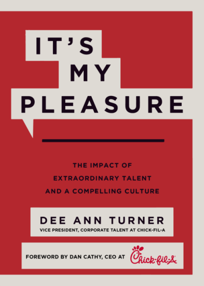 It's My Pleasure: The Impact of Extraordinary Talent and a Compelling Culture