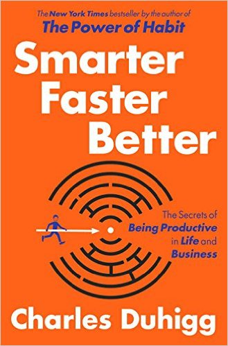 Smart Faster Better: The Secrets of Being Productive in Life and Business