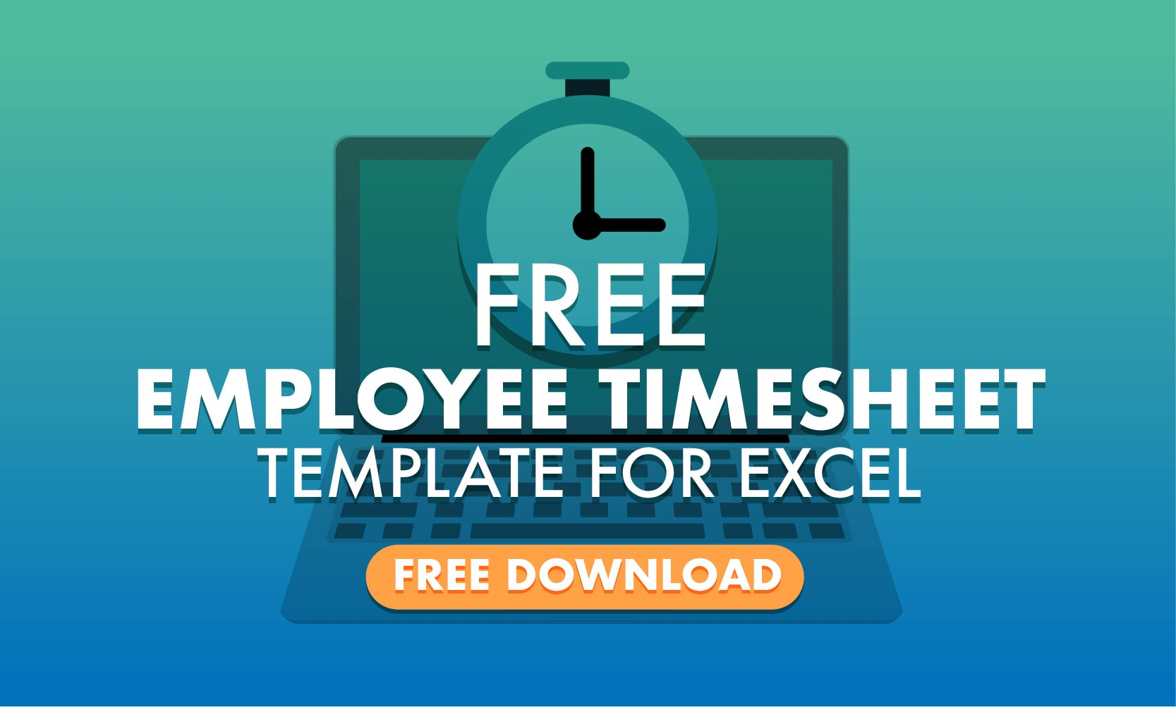 Free Employee Timesheet Template for Excel - When I Work