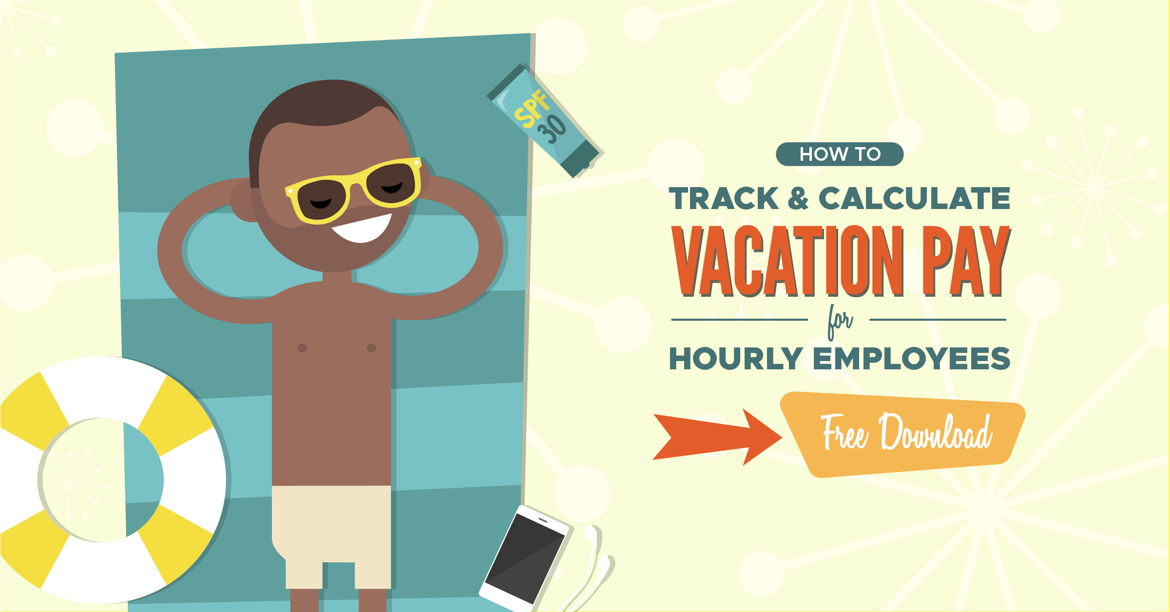 How to Calculate Vacation Pay for Hourly Employees - When I Work