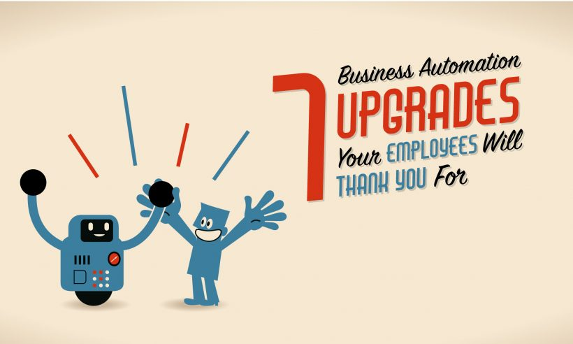 7 Business Automation Updates