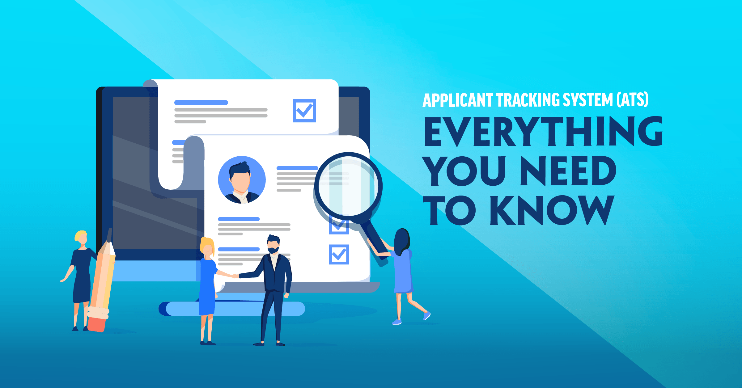 What Does Ats Mean >> Applicant Tracking System Ats Everything You Need To Know