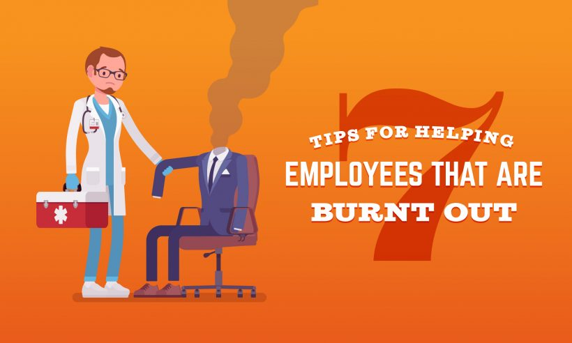 tips for employee burnout