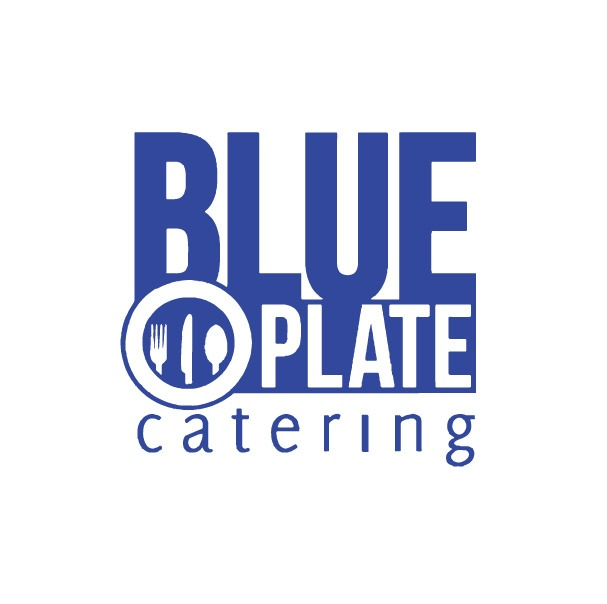 Blue Plate Catering Logo