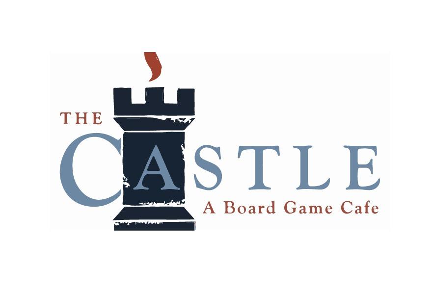 Castle Board Game Cafe Logo