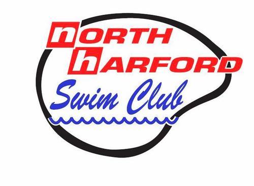 graphic of North Harford Swim Club logo